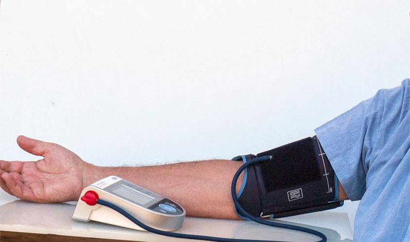 Blutdruckmessen